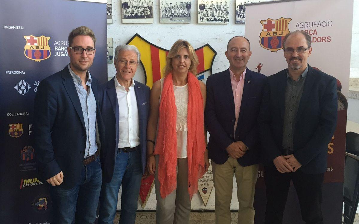 Figueres vivirá la Setmana Barça Jugadors del 11 al 18 de junio
