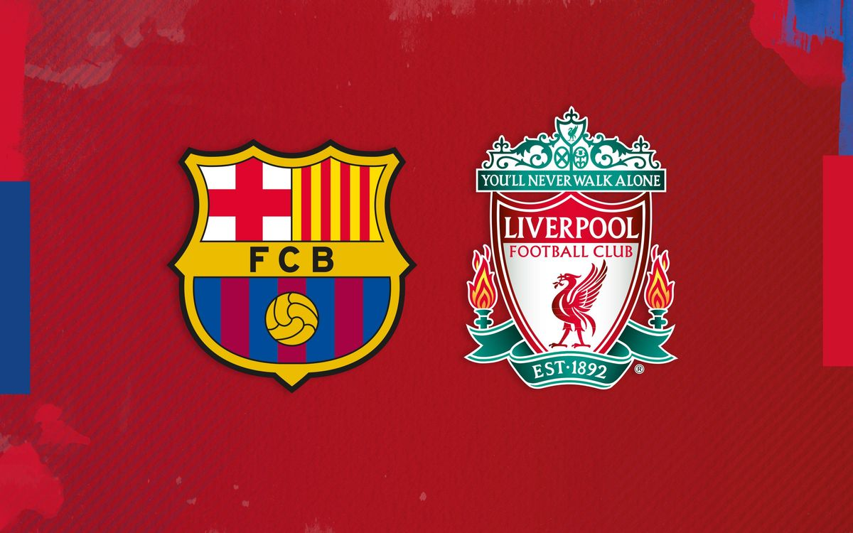 Barça to face Liverpool in the Champions League semis