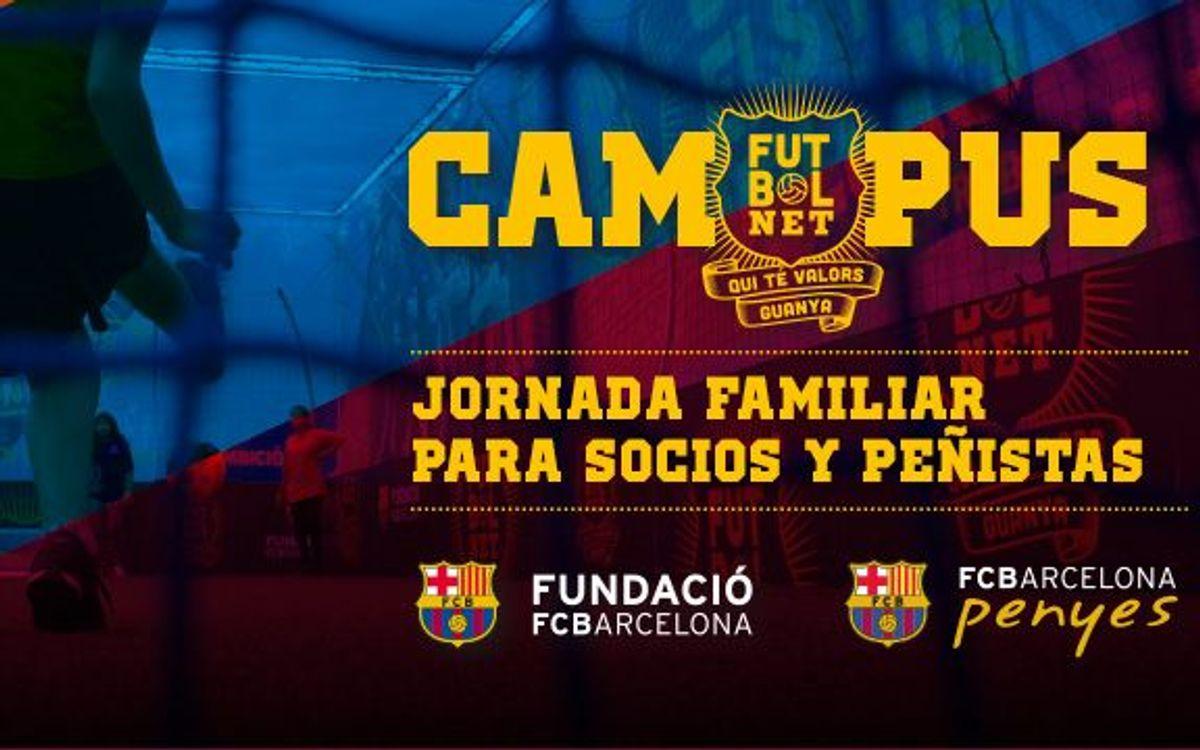 Inaugurat el Campus 'FutbolNet'