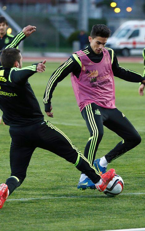 Piqué, Sergio, Bartra i Alba, a la llista de Del Bosque