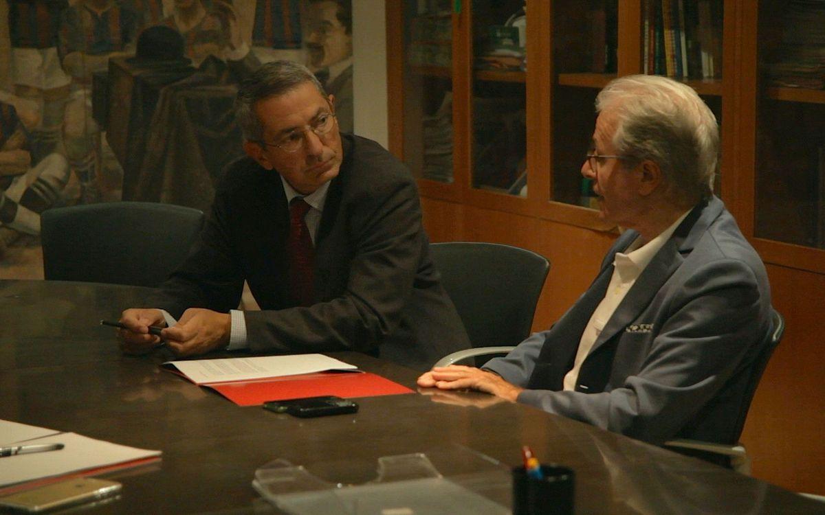 Pau Vilanova, nou enllaç amb la junta directiva del FCB