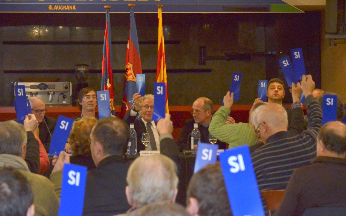 L'Agrupació celebra la seva assemblea anual