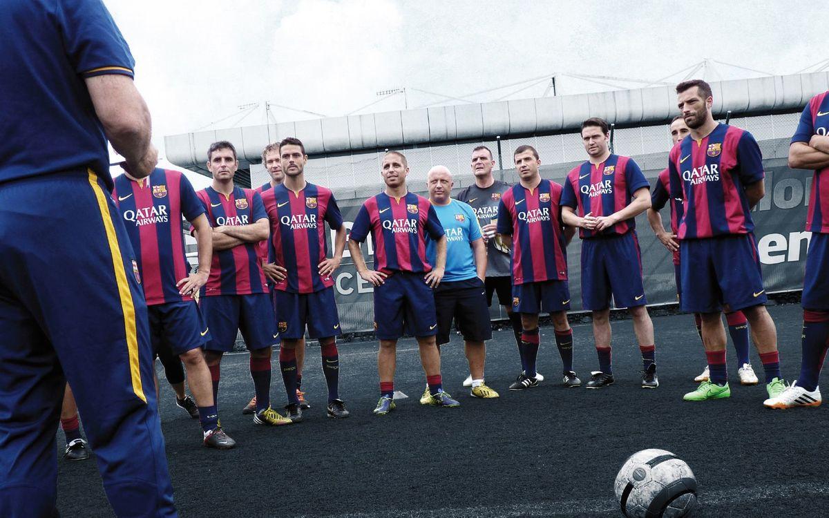 Formación y Bolsa de Trabajo para una nueva etapa del jugador del Barça