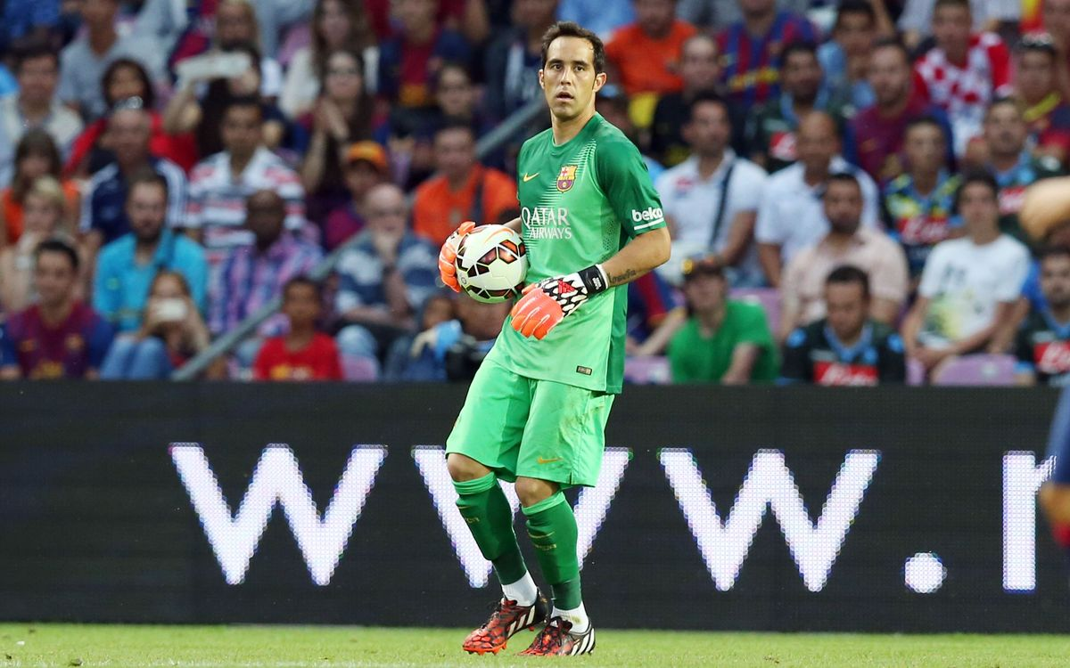 La fiabilitat defensiva del Barça en l'inici de curs