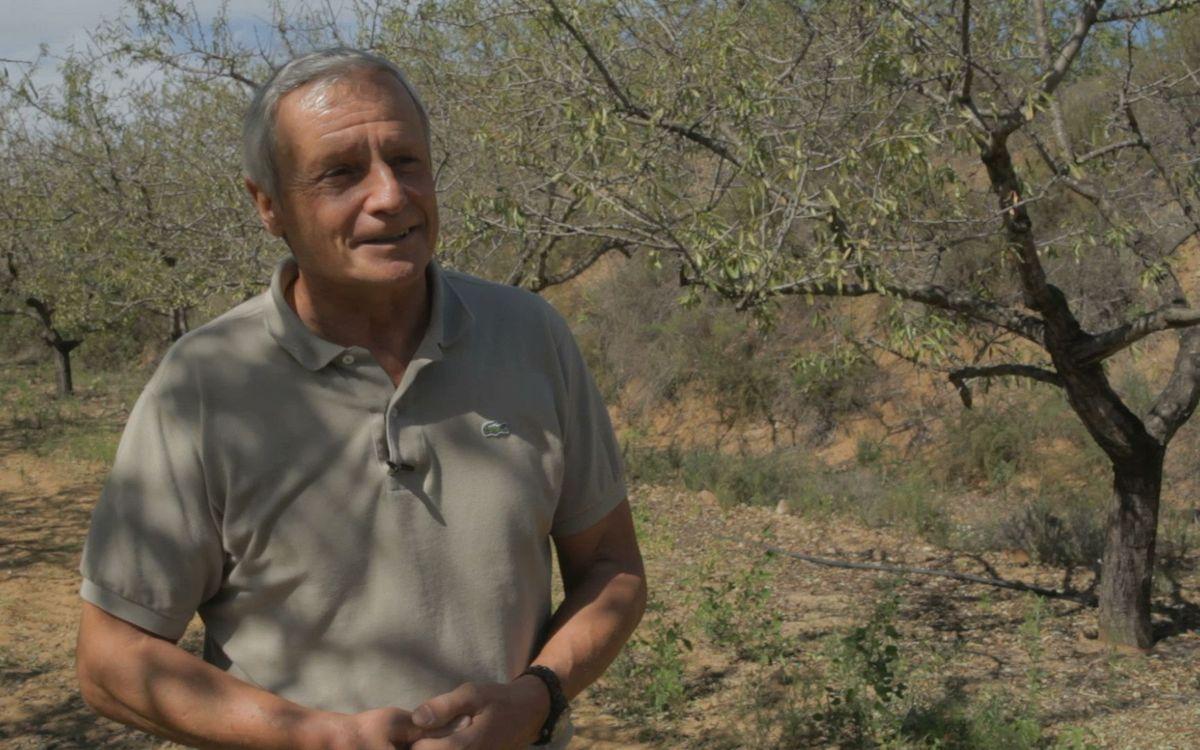 Pere Valentí Mora explica sus recuerdos del Barça en Barça TV