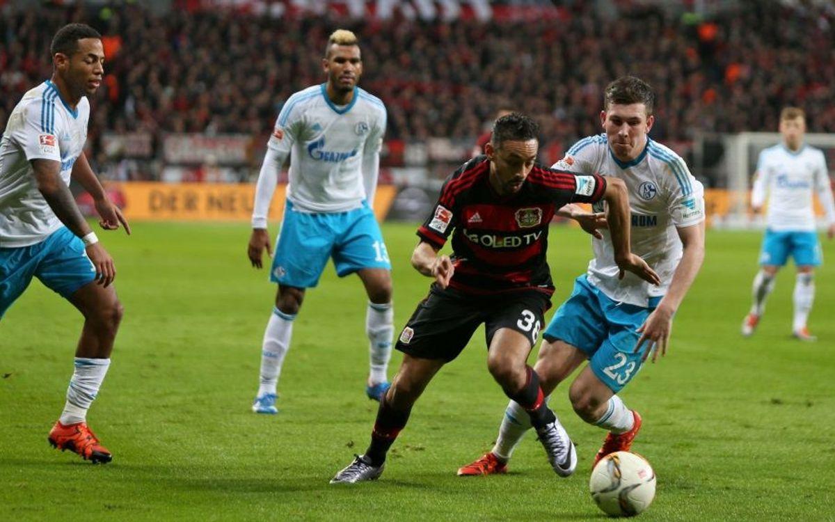 El Bayer Leverkusen pierde antes de recibir al Barça
