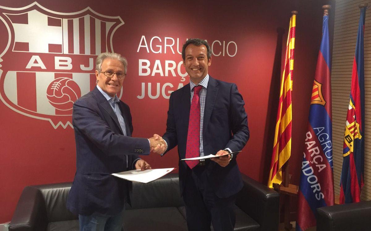 L'ABJ signa un conveni de col·laboració amb PageGroup
