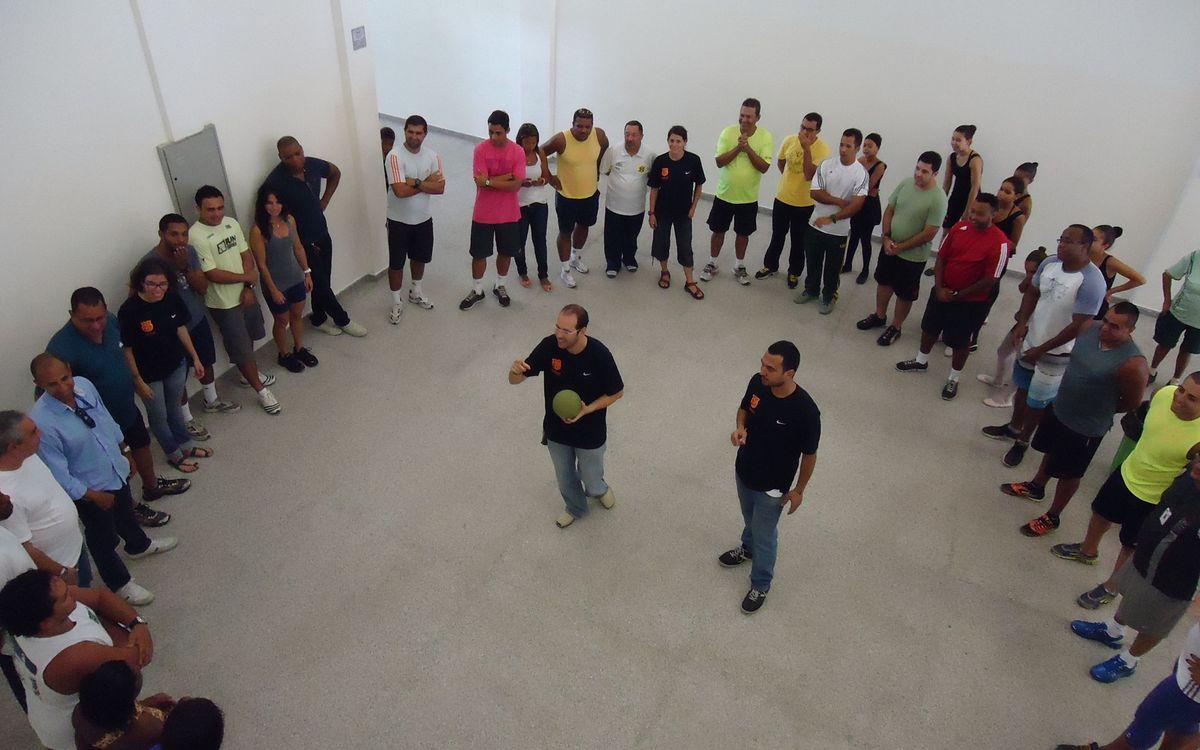 Third iteration of 'FutbolNet' kicks off in Rio de Janeiro