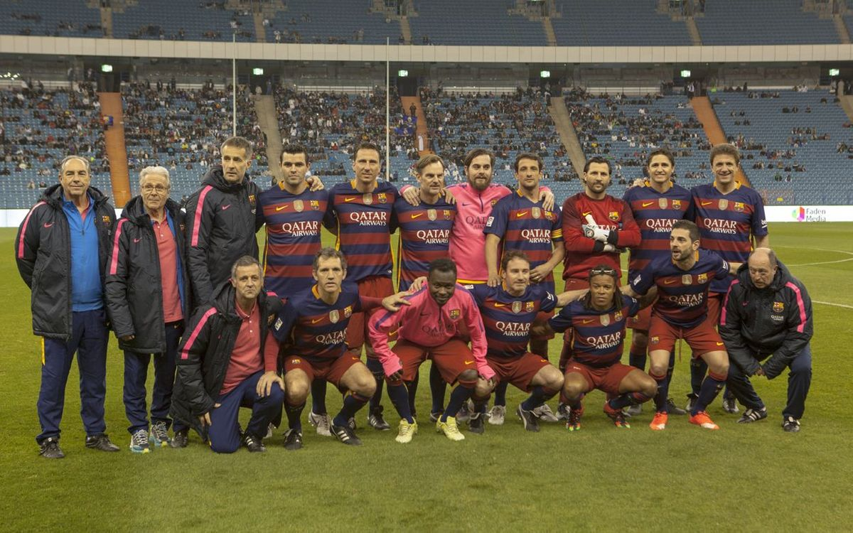 El Barça se lleva por 3 a 0 el Clásico de Arabia Saudí contra el Real Madrid