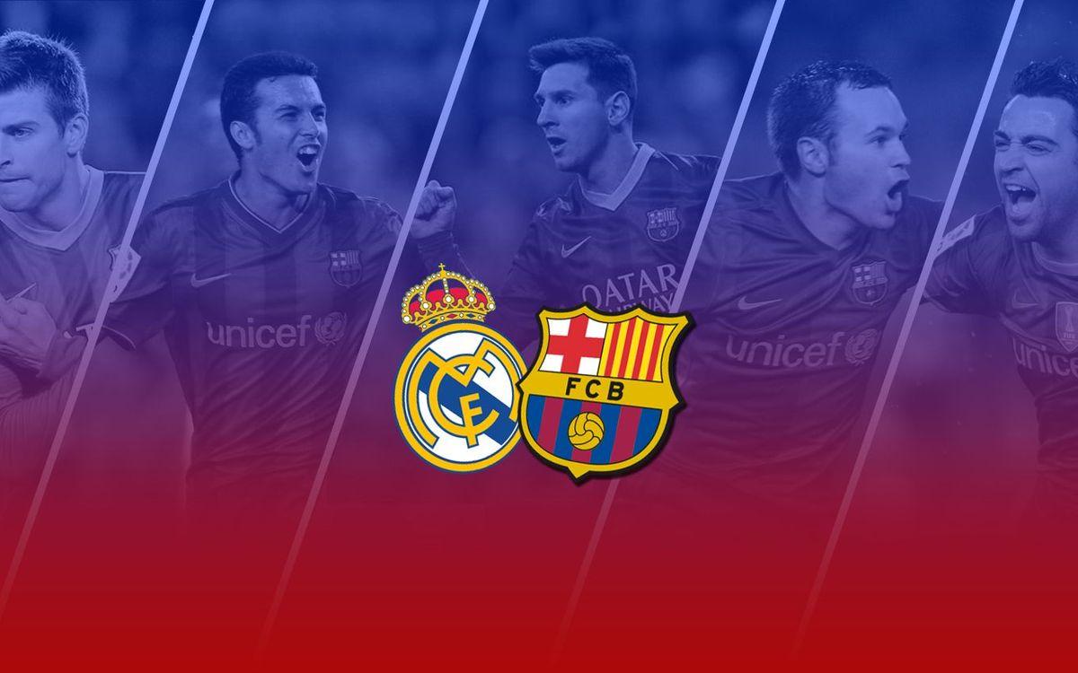 TOP5: Millors gols al camp del Reial Madrid