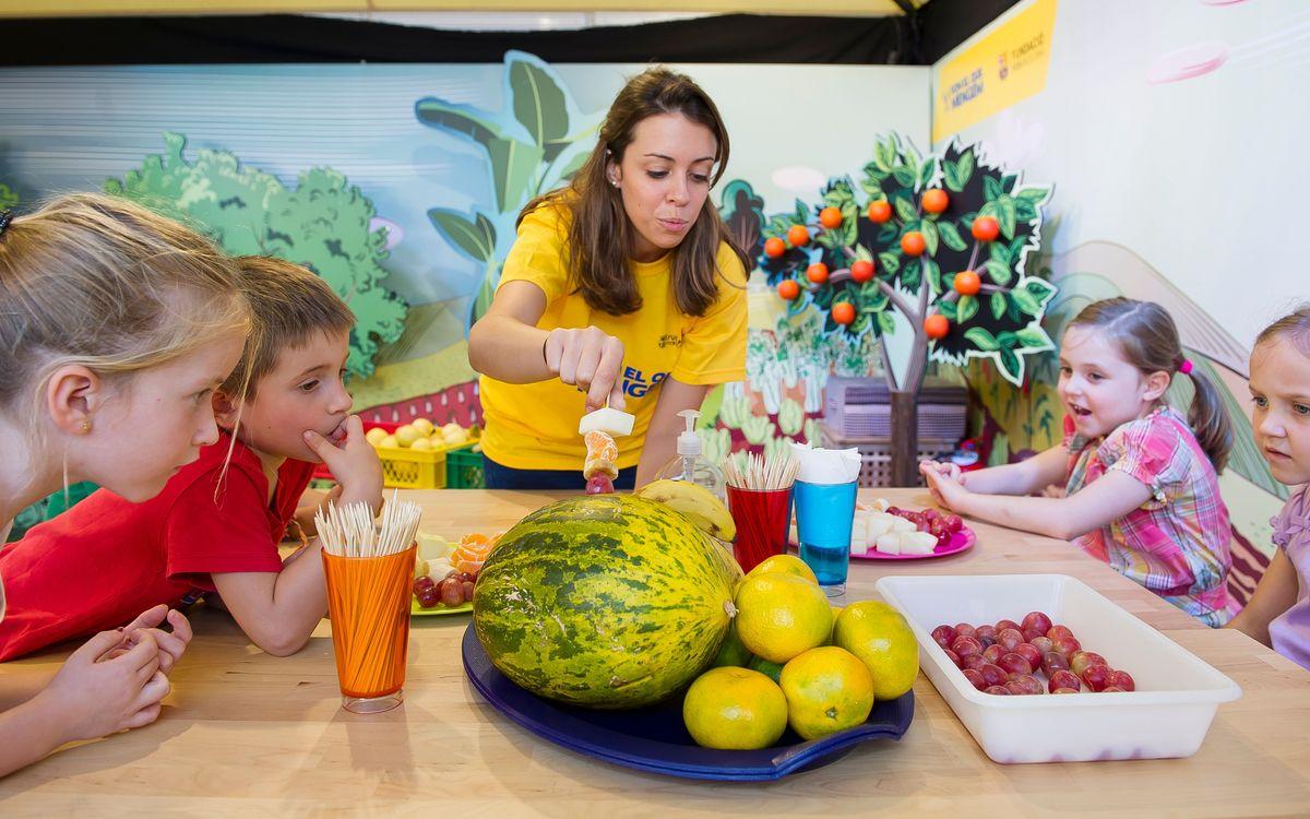 'Som el que mengem' participa en el 'Mercat de mercats'