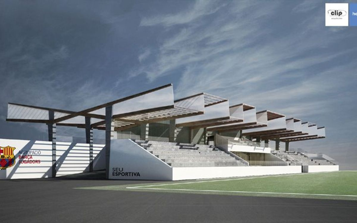 El FC Barcelona estudiarà la proposta d'una nova seu esportiva per l'ABJ