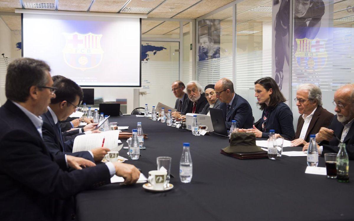 La Fundació FC Barcelona engega una reforma dels seus estatuts