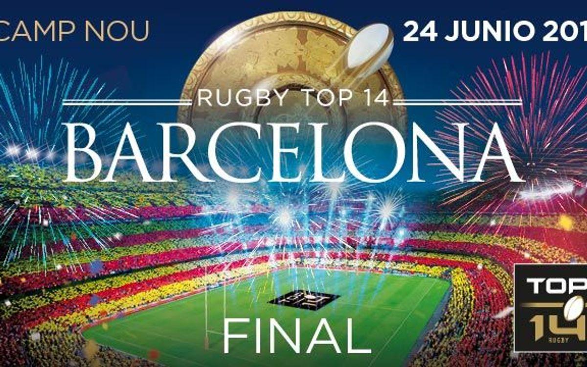 Agotadas las entradas para la final de rugby francés