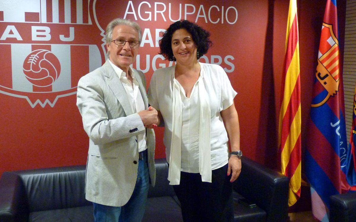 L'Agrupació promou la creació d'una nova base de dades del Barça