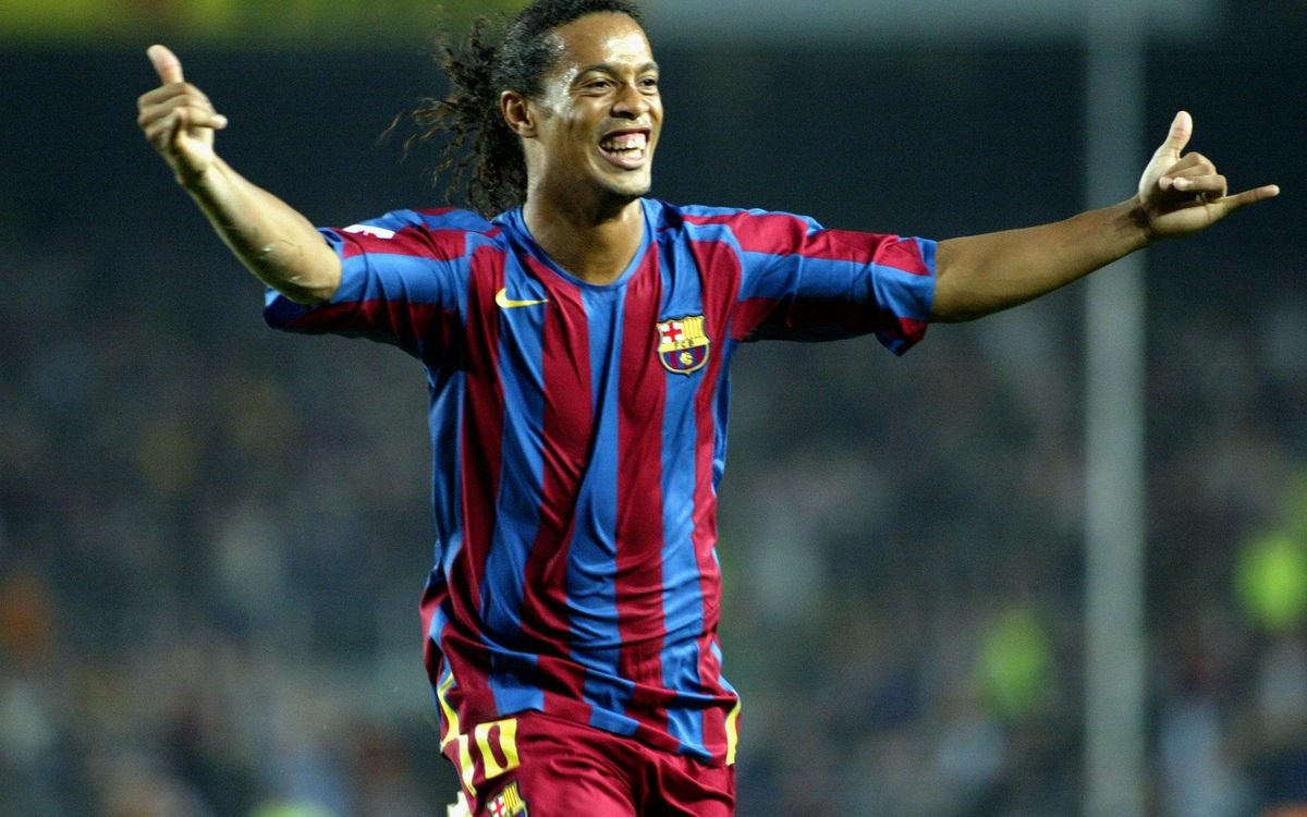 'When Barça got their smile back' - documentary about Ronaldinho