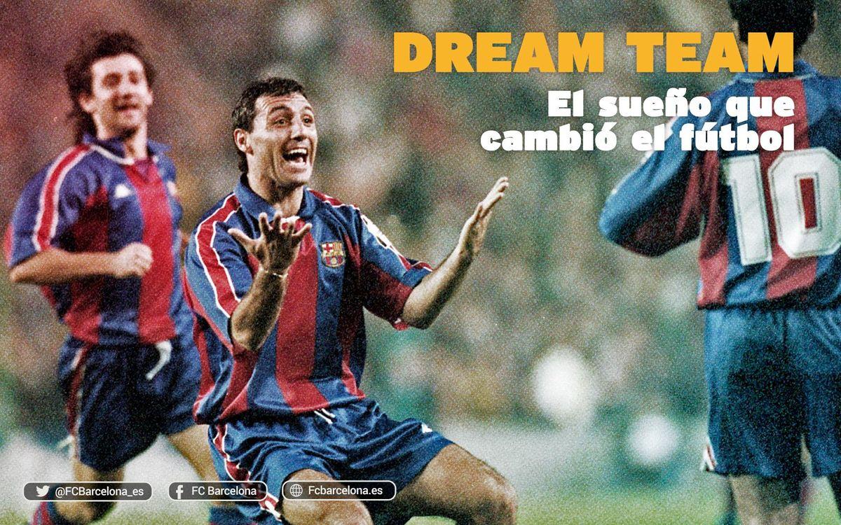 Ya está disponible el documental 'El sueño que cambió el fútbol'