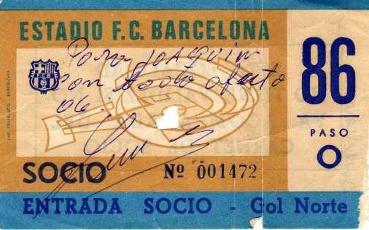 Recull de les millors històries viscudes al Camp Nou segons els seguidors de l'ABJ