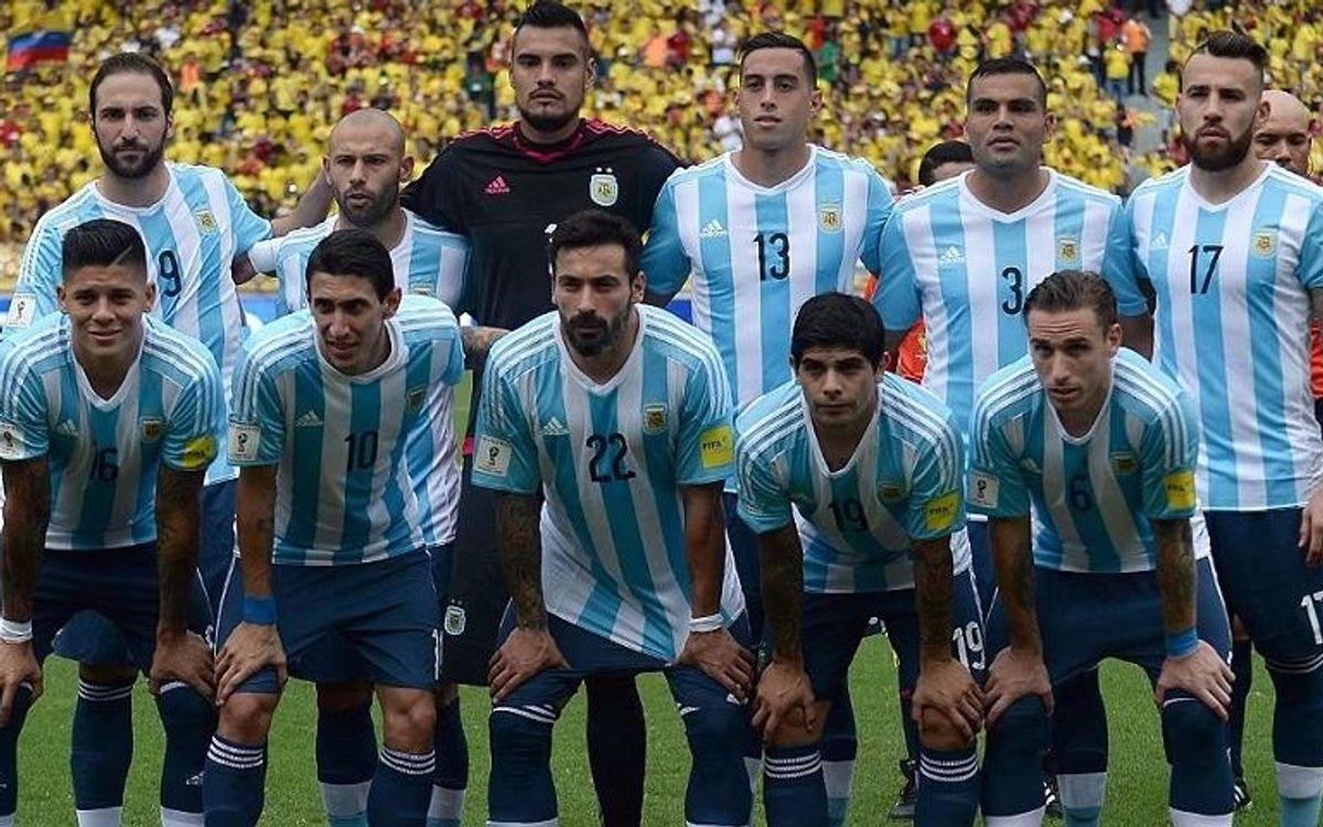 Primera victoria de Argentina en el camino al Mundial (0-1)