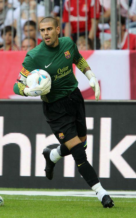 Valdés, elegido mejor deportista catalán del 2011