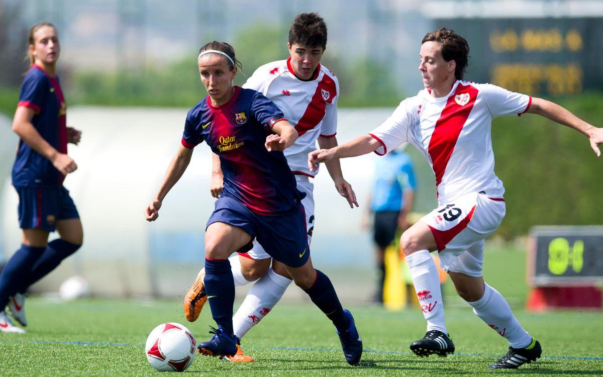 FC Barcelona - Rayo Vallecano: Sense punteria (0-2)