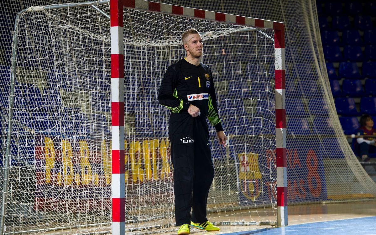 Acord per a la desvinculació de Johan Sjöstrand