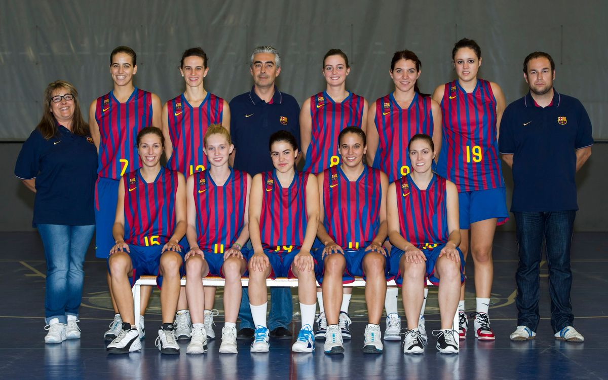 El Barça CBS gana el segundo partido de la temporada (39-52)