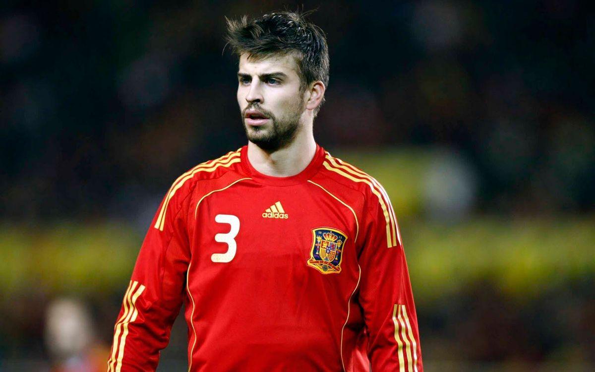 DeDel Bosque convoca a 8 jugadores del Barça