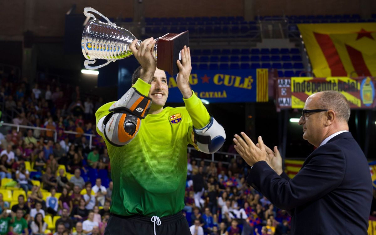 Sisena Supercopa d'Espanya per a l'hoquei blaugrana
