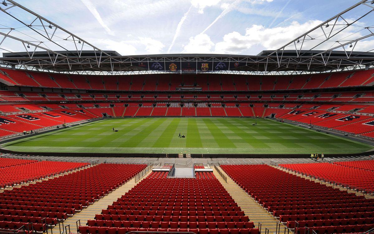 Comença el camí cap a Wembley