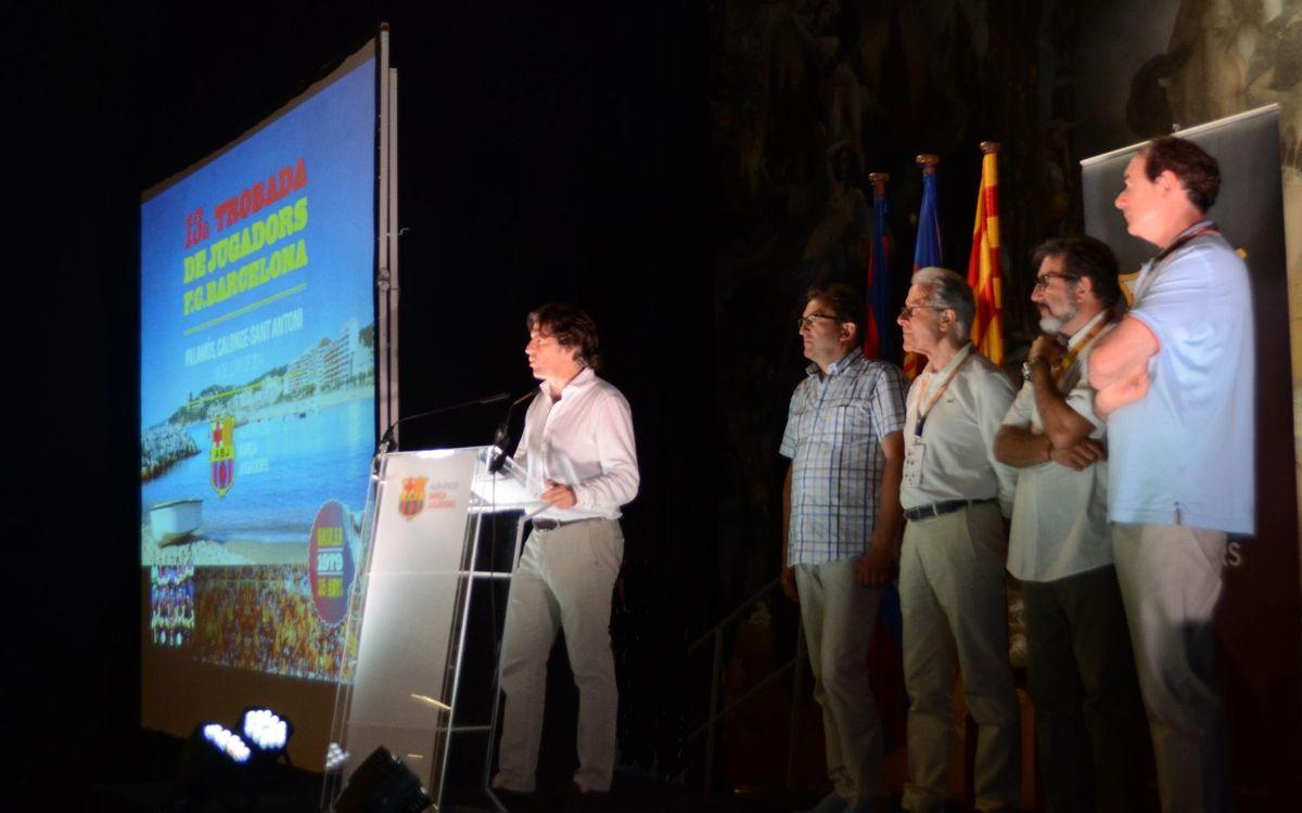 L'esperit de Basilea protagonitza la 13a Trobada de Jugadors del FC Barcelona