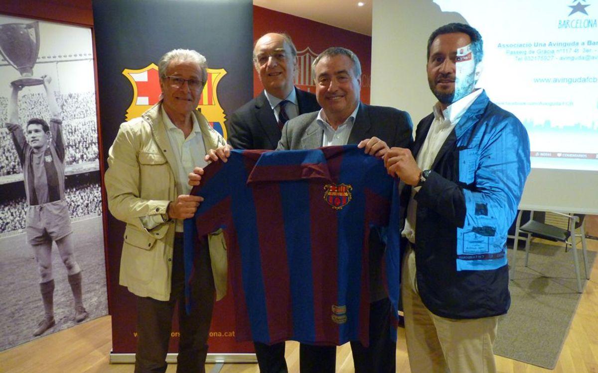 L'Avinguda Barça, un projecte il·lusionant pel barcelonisme