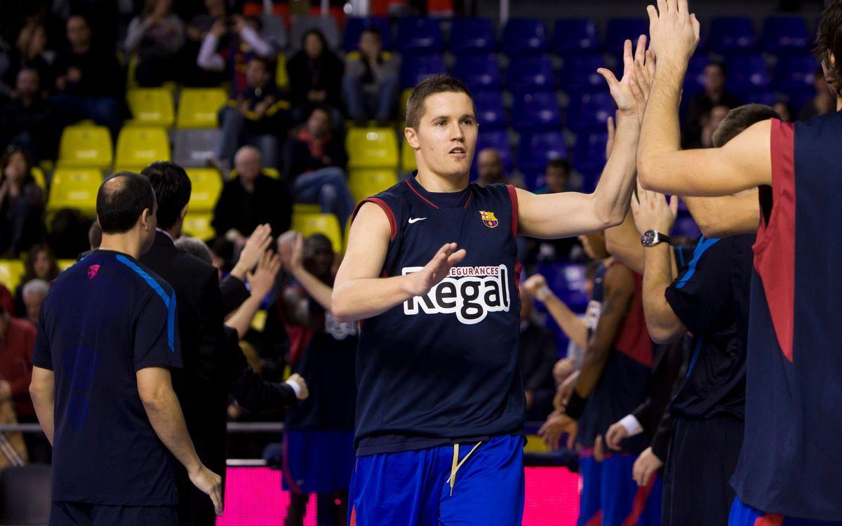 Jaka Lakovic: rival competitivo a pesar de los buenos recuerdos de sus ex compañeros