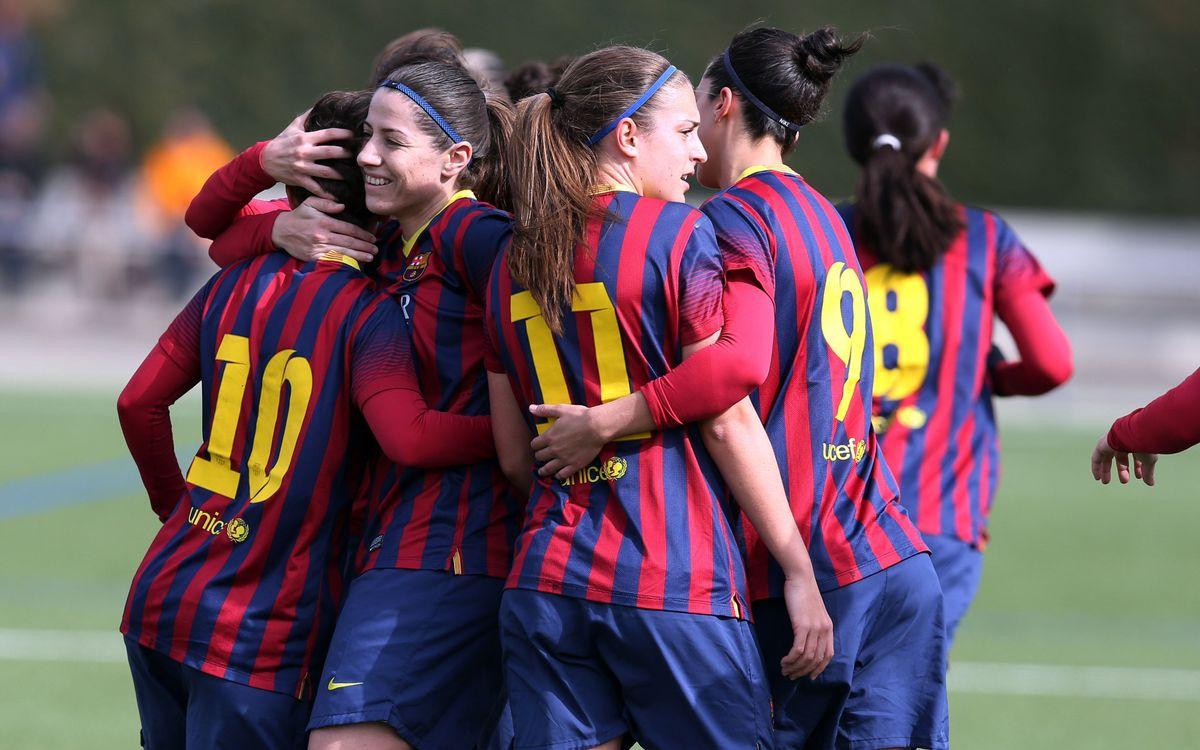 Femenino A - Real Sociedad: A semis! (0-0)