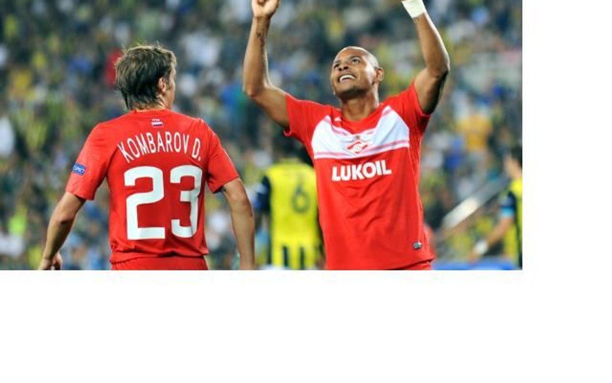 L'Spartak de Moscou no passa de l'empat (2-2)