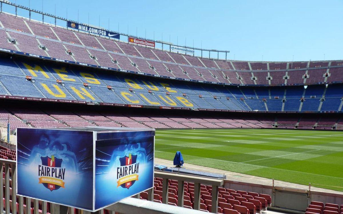 Comencen les votacions del 5è. Premi Barça Jugadors, convocat per l'Agrupació