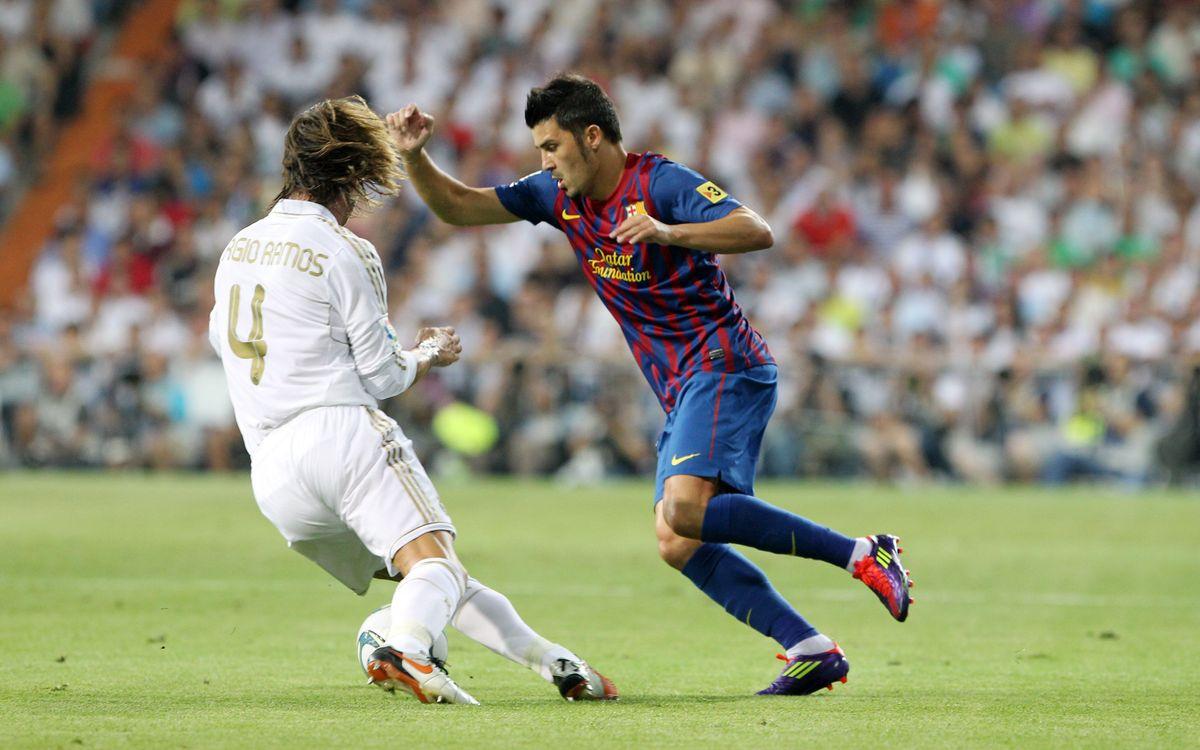 Ya es oficial: el Madrid-Barça, el día 10 de diciembre a las 22 horas