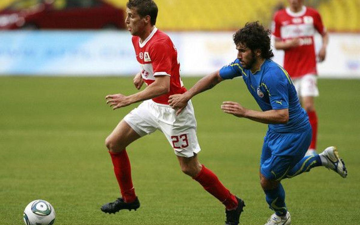 Victòria còmoda de l'Spartak (3-1)