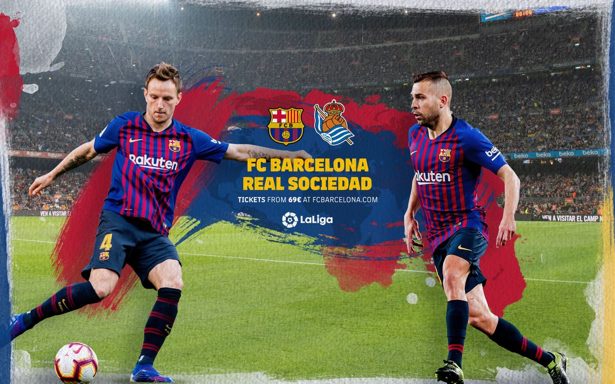 TV Guide: Barça vs Real Sociedad