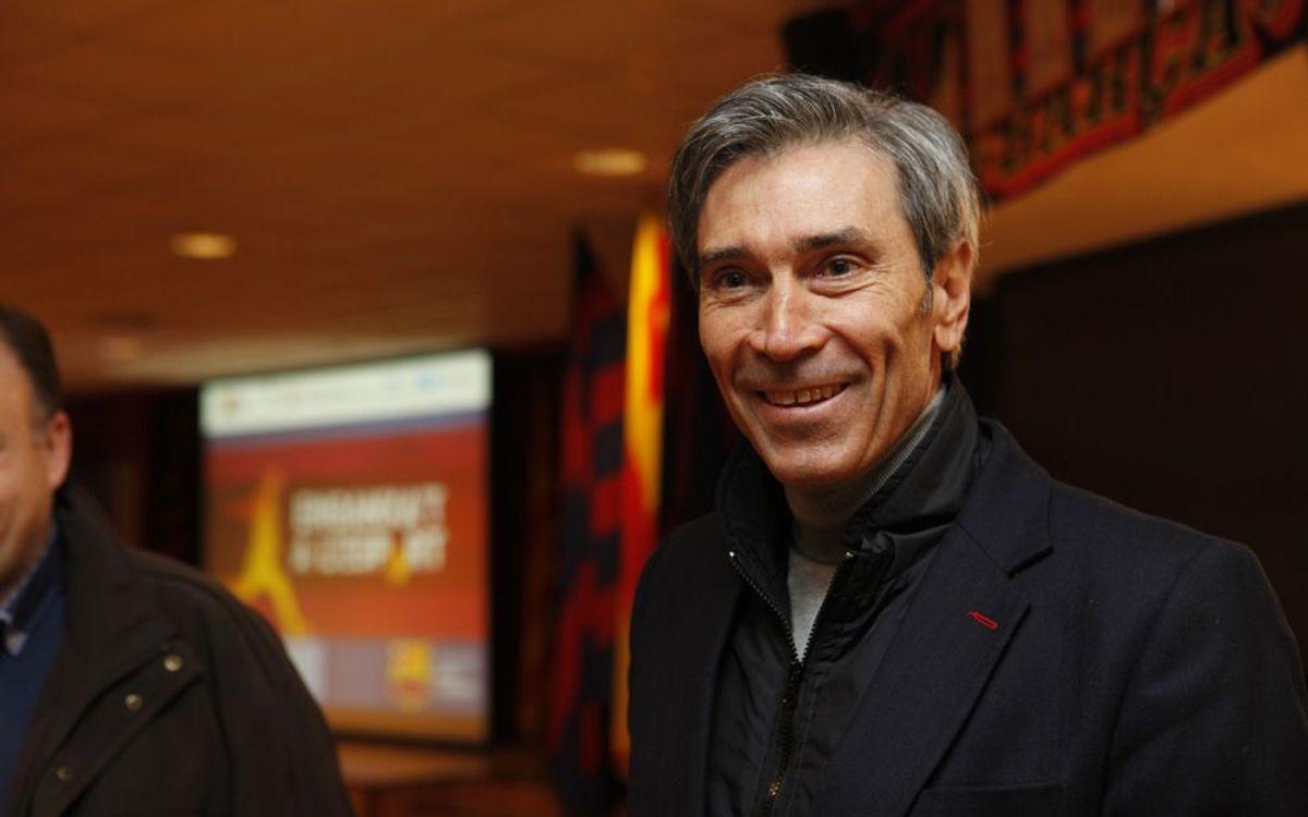 Lobo Carrasco parlarà d'esport i salut a Salou