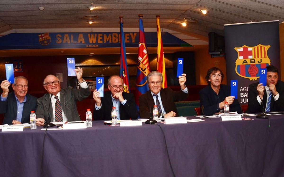 L'Agrupació celebra l'Assemblea General