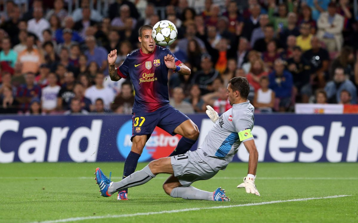 Tello, home d'or a la Champions
