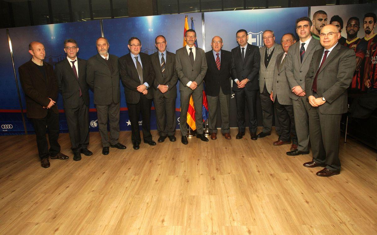 El Barça reforça el seu compromís contra el càncer