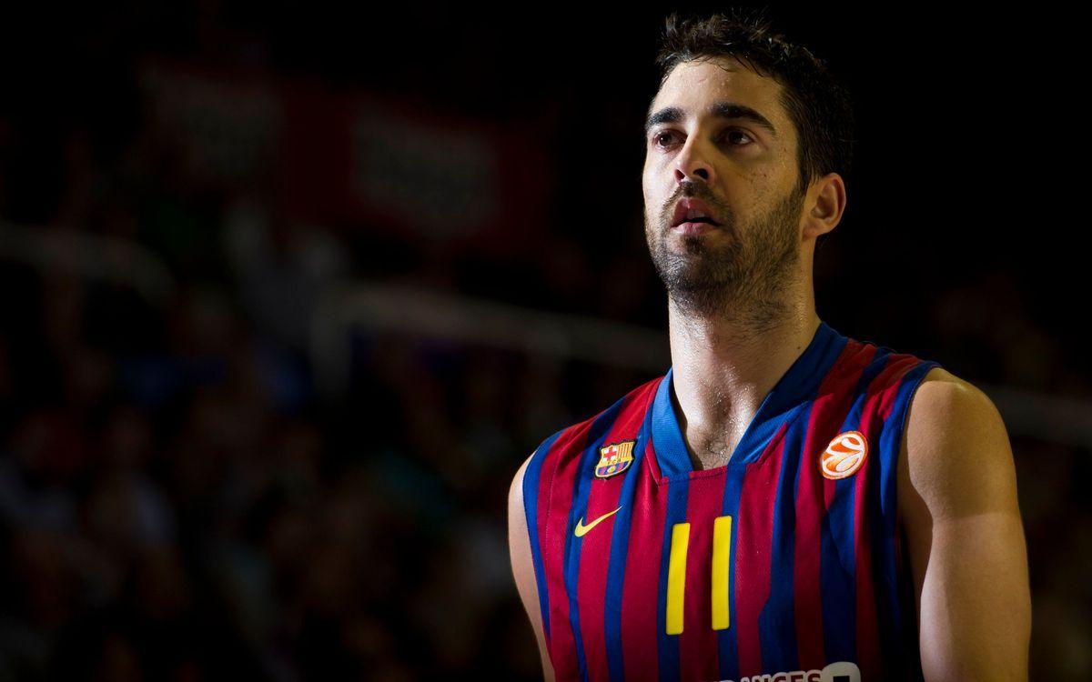 Acuerdo de renovación con Juan Carlos Navarro