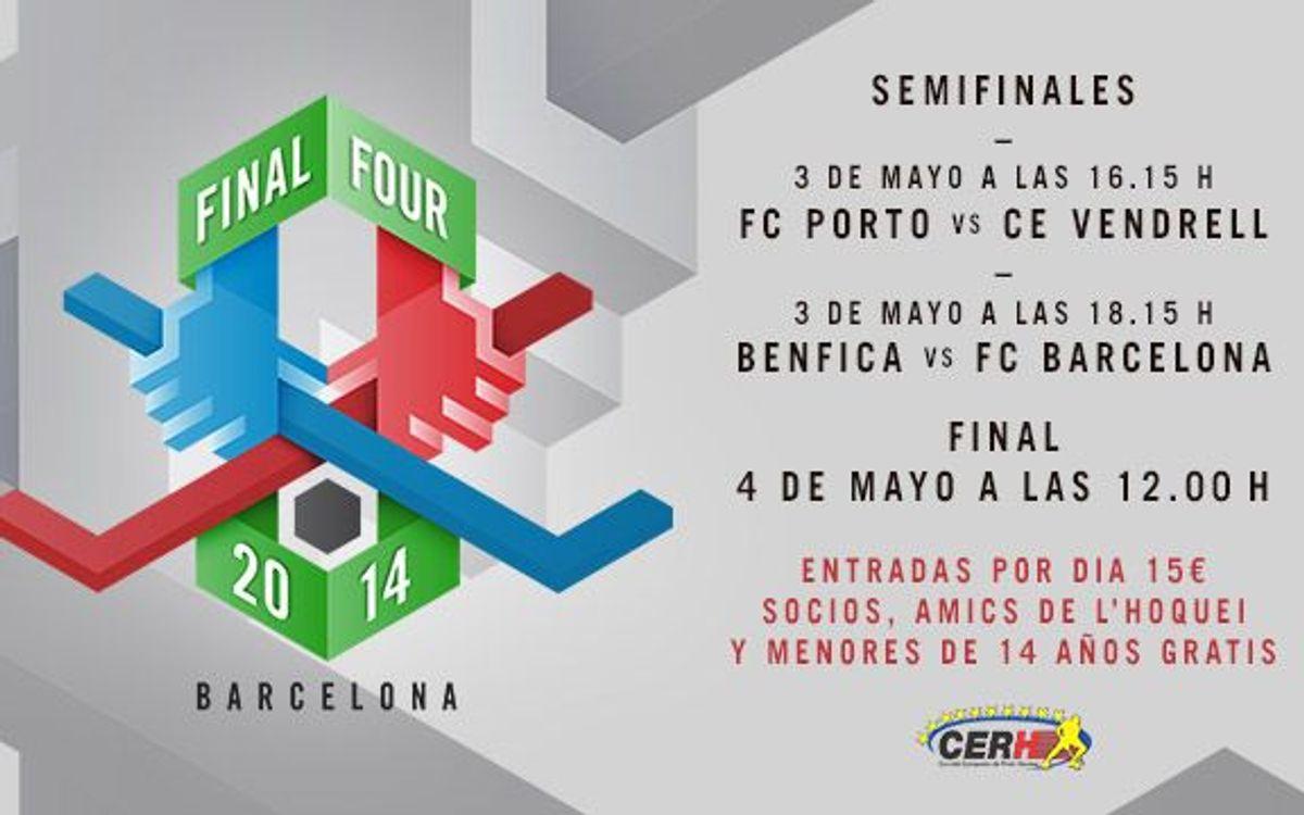 Las entradas para la Final Four, ¡a la venta!