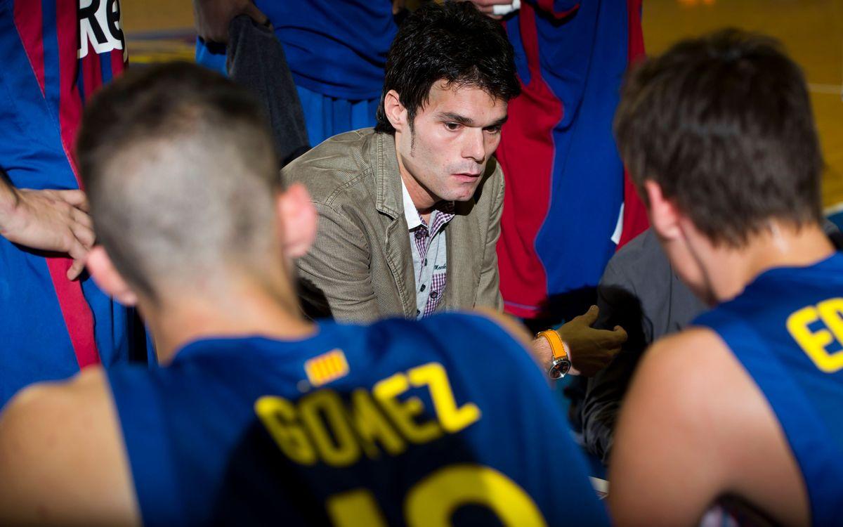 El Barça B Regal completa la plantilla per debutar a l'Adecco Or