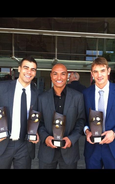 S'entreguen els premis de l'LNFS als millors jugadors de la temporada 2011/12