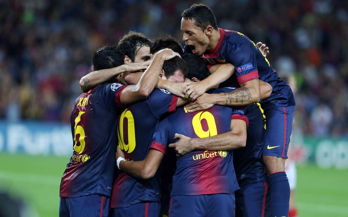FC Barcelona – Granada: Ple al quinze