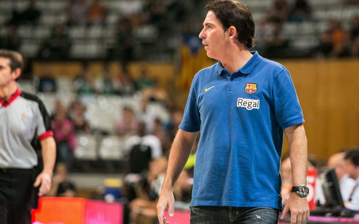 """Pascual: """"Estem preparats per ser competitius"""""""