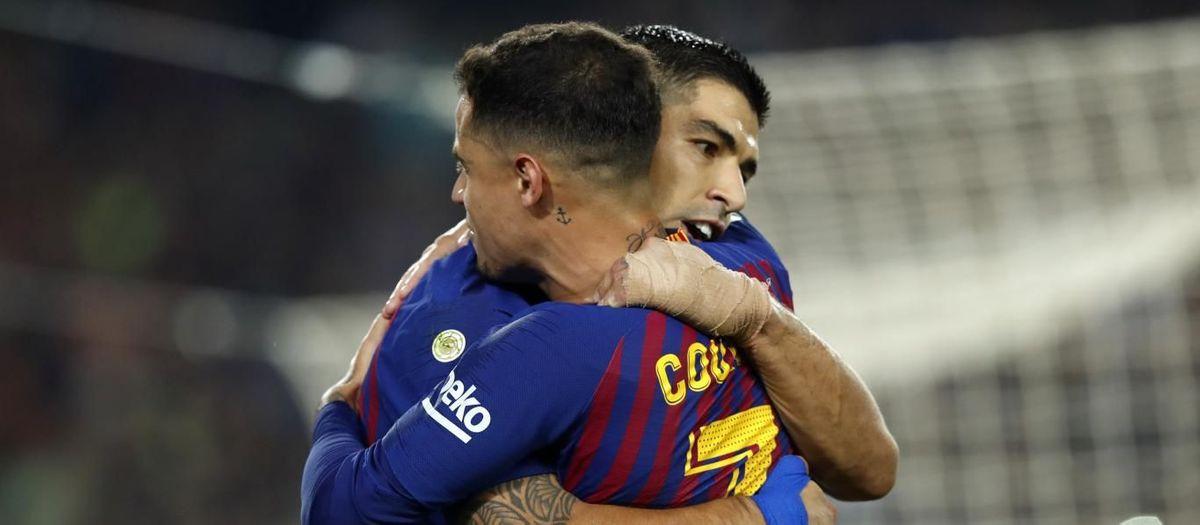 Los vínculos entre el Barça y el Liverpool